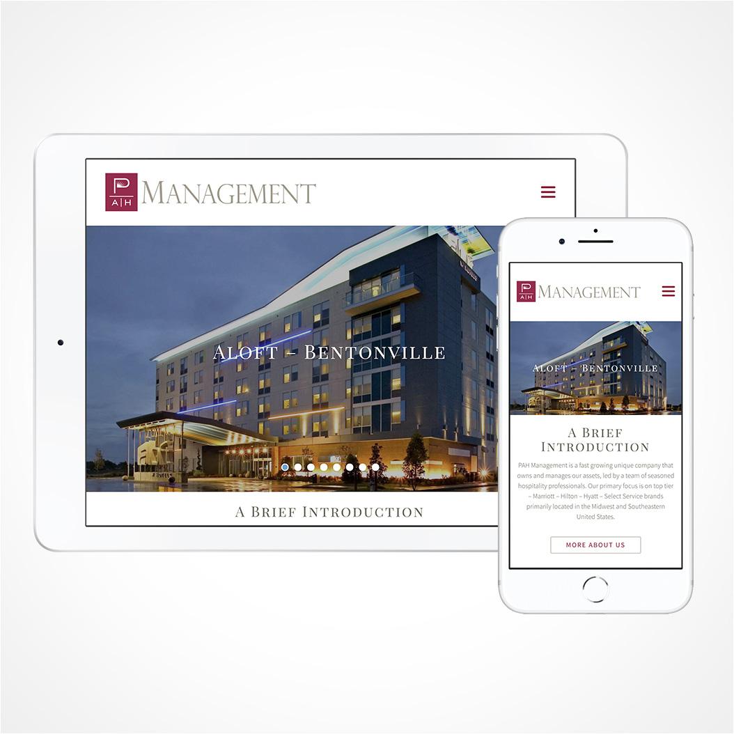 PAH Management Site