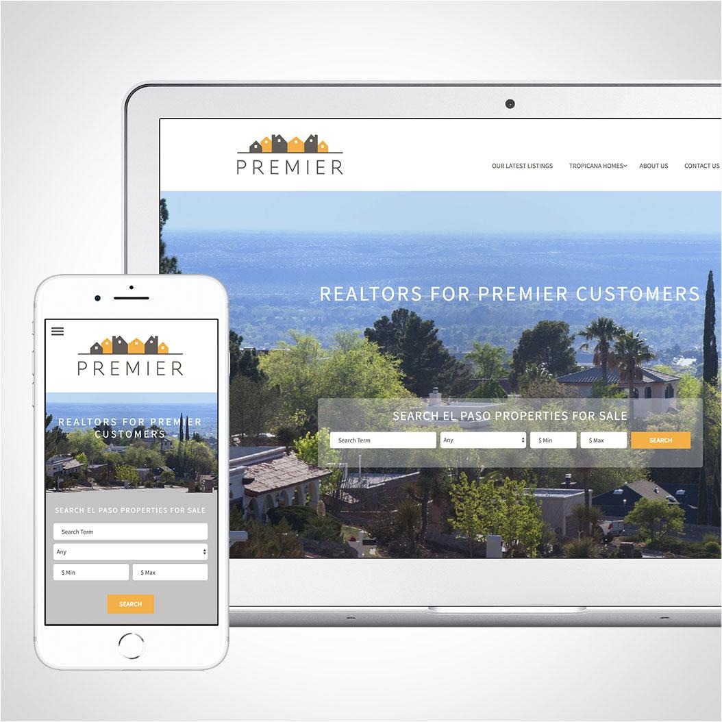 Premier Real Estate Branding