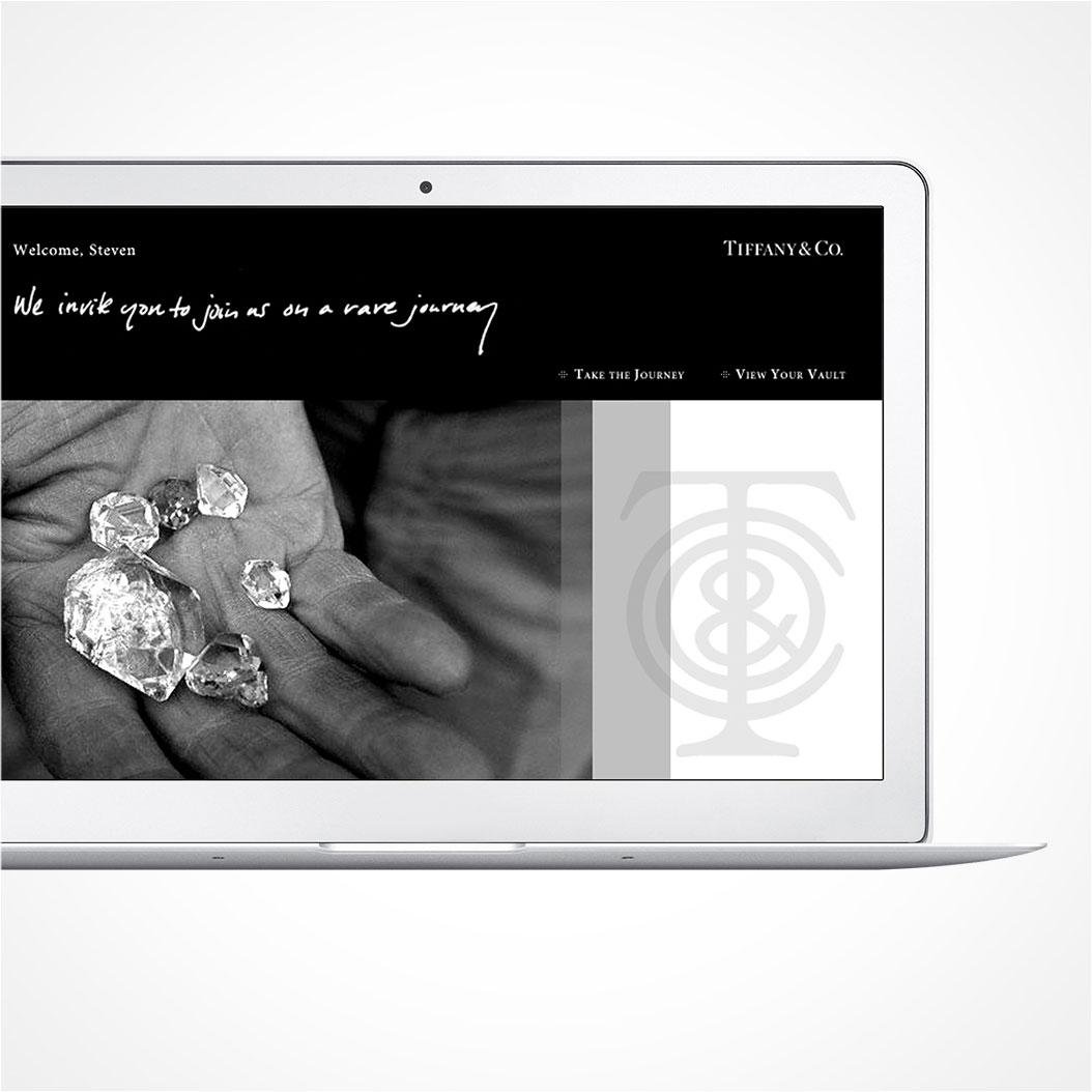 Tiffany & Co High-Net-Worth Campaign